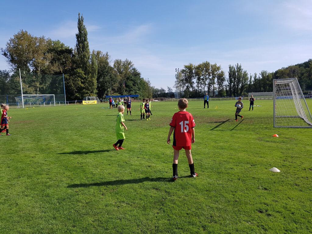 Turnaj starší přípravky v Hořovicích (16.9.2018)